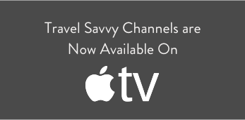 Travel Savvy TV on Apple TV