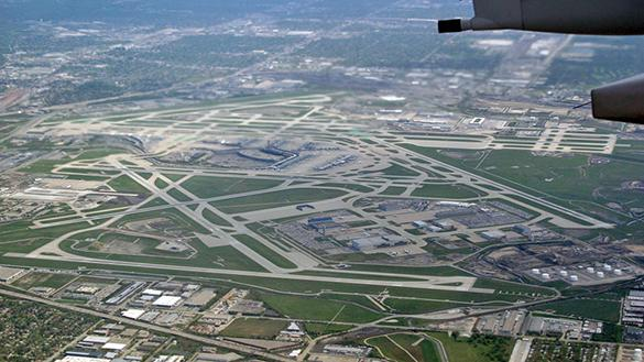 Image result for O'Hare International Airport