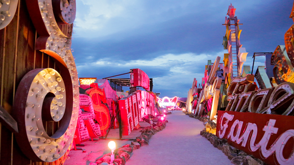 Neon Museum Cover Photo