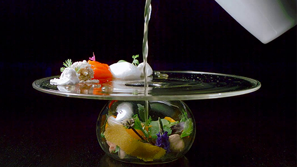 Alinea Restaurant in Chicago