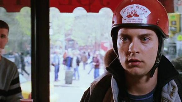 Spider Man 2 (2004) - Joe's Pizza - Famous NYC Restaurants