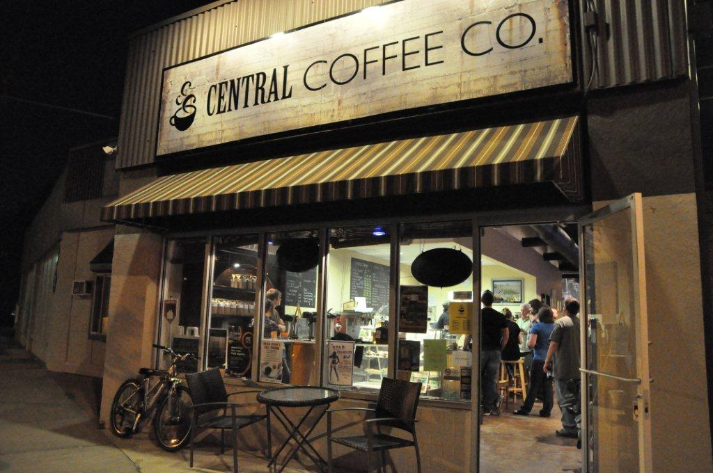 Central Coffee Company