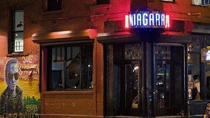 East Village Bars Niagara