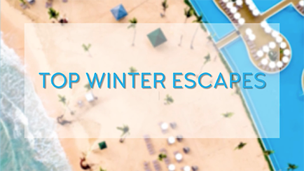 Miss Travel Guru's Top Winter Escapes Destinations