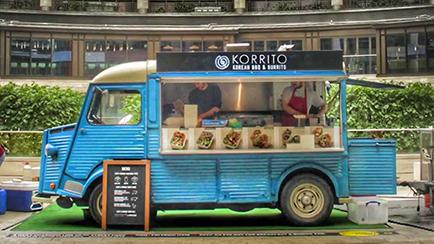 Korrito Food Truck Korean BBQ
