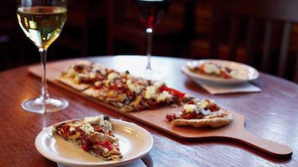 Ventura County Four Brix Wine and Pizza